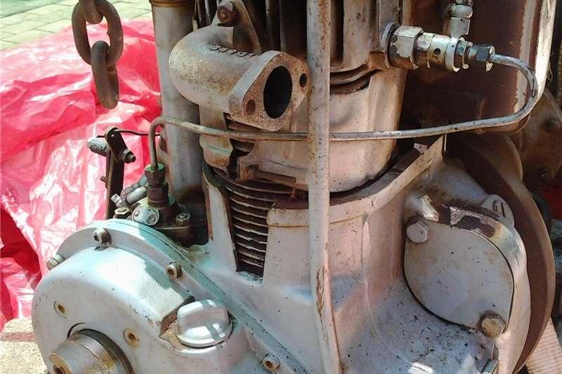 Irrigation Irrigation pumps HATZ E80G Diesel Motor with Water Pump