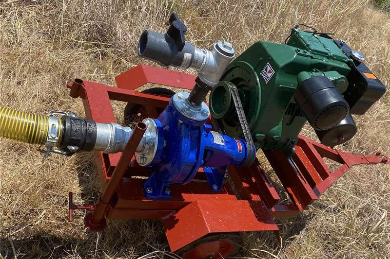 Irrigation Irrigation pumps Lister 10HP Water Pump Set