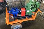 Irrigation Irrigation Pumps Lister Diesel 4HP Diesel Water Pump Set