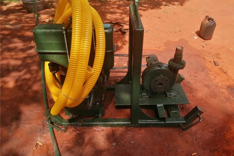 Irrigation Irrigation pumps Lister pump set
