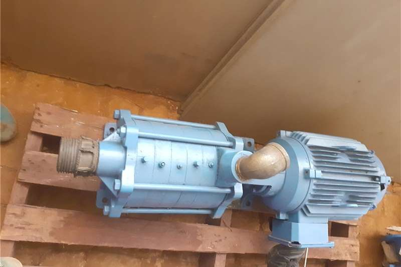 Irrigation pumps Multi stage pump with motor Irrigation
