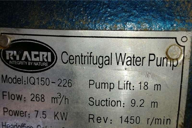 Irrigation pumps New Range Water Pumps Irrigation