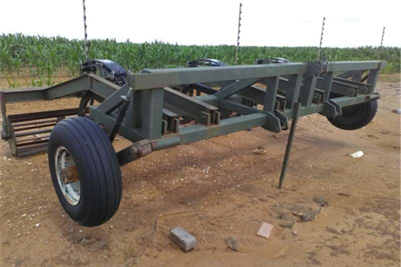 Irrigation Irrigation pumps ripper 3 ry