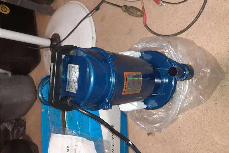 Irrigation pumps Rolwal Submersible pump Irrigation