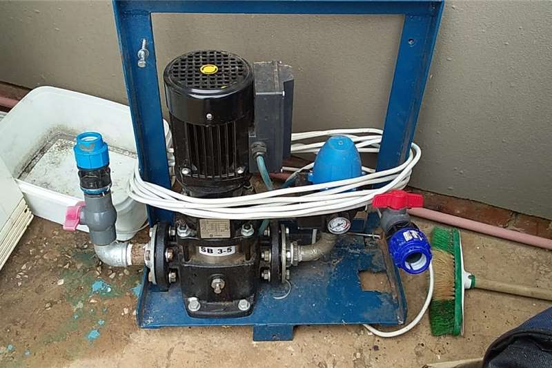 Irrigation pumps Stairs Borehoel booster pump Irrigation