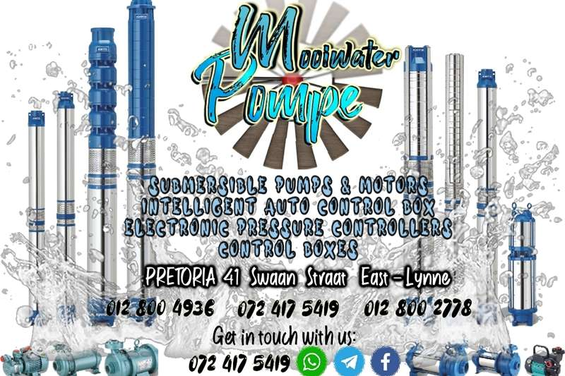 Irrigation pumps Submersible Water Pumps for sale Irrigation