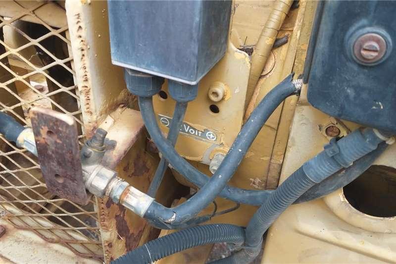 Irrigation pumps Varisco 6 inch Water Pump with 3 cyl Hatz Engine Irrigation