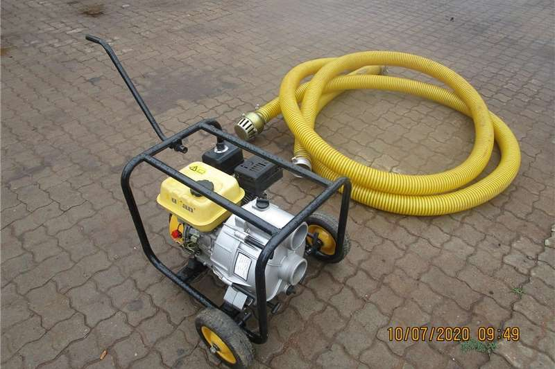 Irrigation pumps WATER PUMP WITH PIPE Irrigation