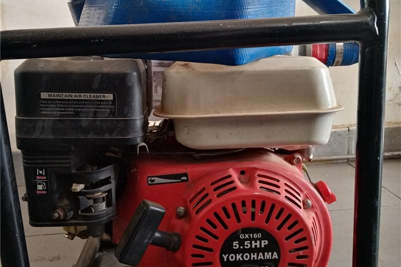 Irrigation pumps YOKOHAM WATER PUMP SET Irrigation