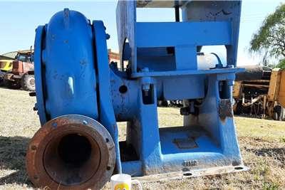 KSB Centrifugal Pump Irrigation