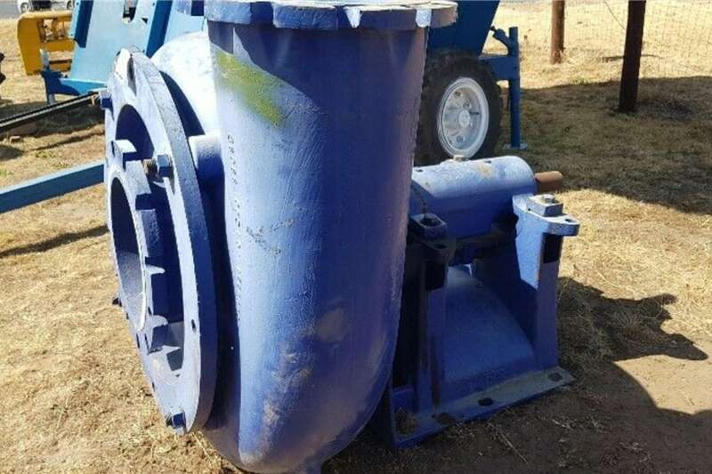 KSB Slurry Pump High Performance Irrigation