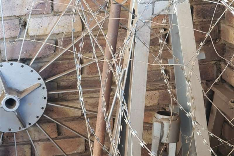 Nimric Windpomp Irrigation