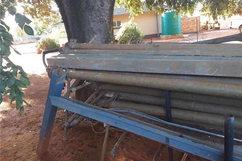 Irrigation Pipes and fittings 4 duim besproeiengs pype te koop Bauer