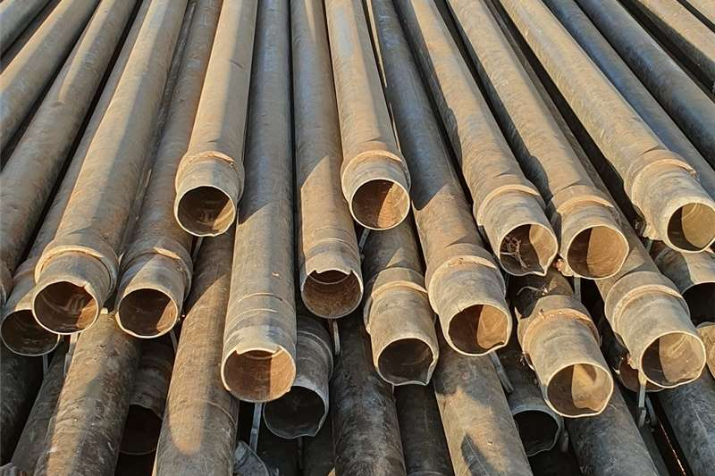 Pipes and fittings 400 X 6 METER X 70mm GOUKOPPEL PYPE EN 40 100mm GO Irrigation