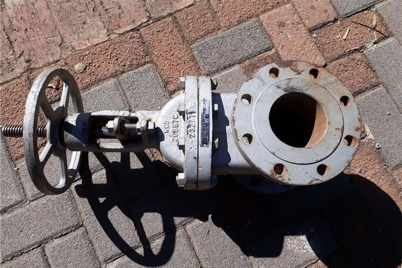 Pipes and fittings Gate Valve 100mm Irrigation
