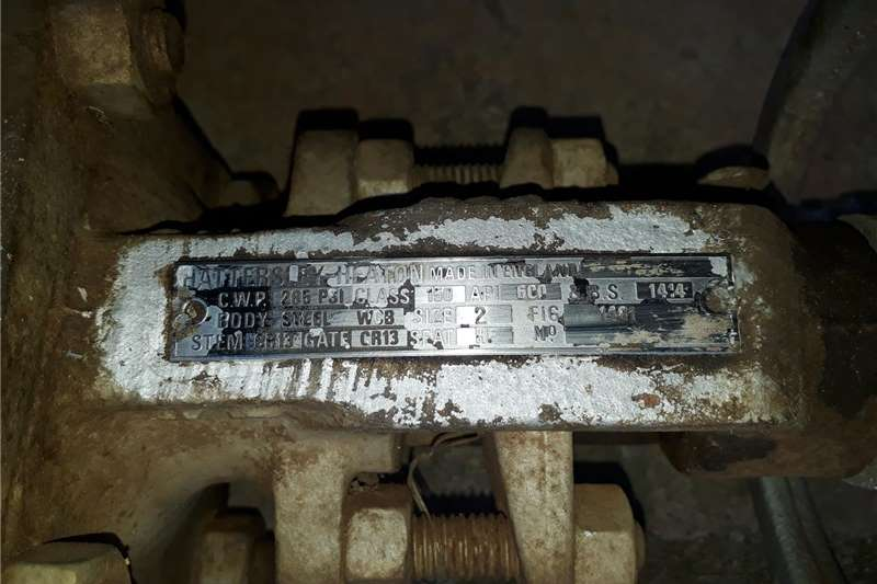 Pipes and fittings Gate Valve 50mm Irrigation