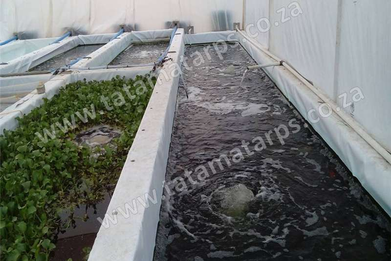 Irrigation Pipes and fittings Growbed liners