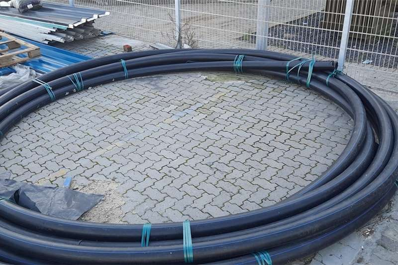 Pipes and fittings HDPE Pipe 110mm Class16, 70meters, for sale in Mon Irrigation