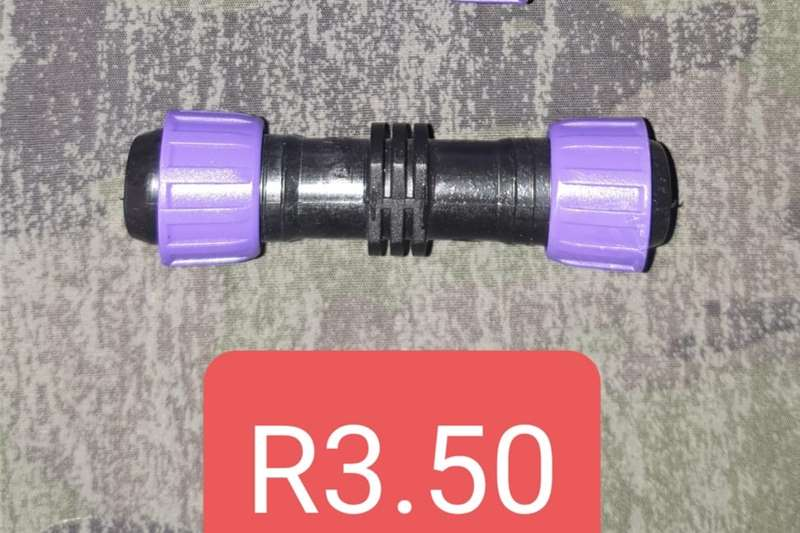 Pipes and fittings Irrigation Drip Tape / Dripline and Fittings Irrigation