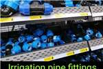 Pipes and fittings Irrigation fittings  Special  40mm T piece R50  40 Irrigation