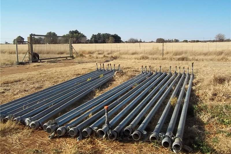 Pipes and fittings Irrigation Pipes 90x32mm Irrigation