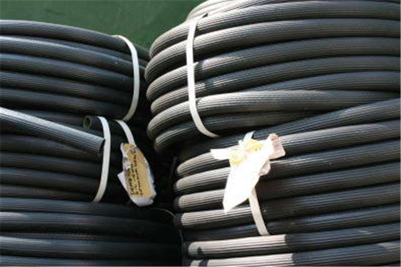 Pipes and fittings Piping HDPE, LDPE and PVC Irrigation