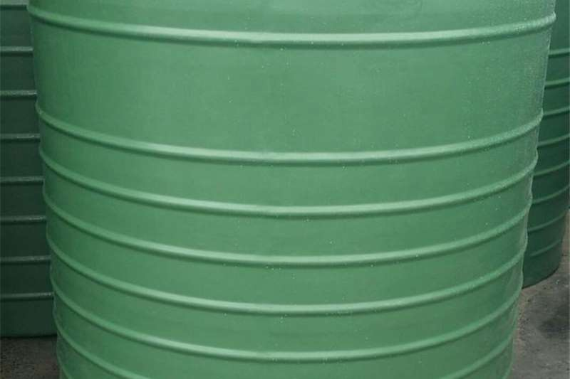 Pipes and fittings Water Tank 5000 L Irrigation