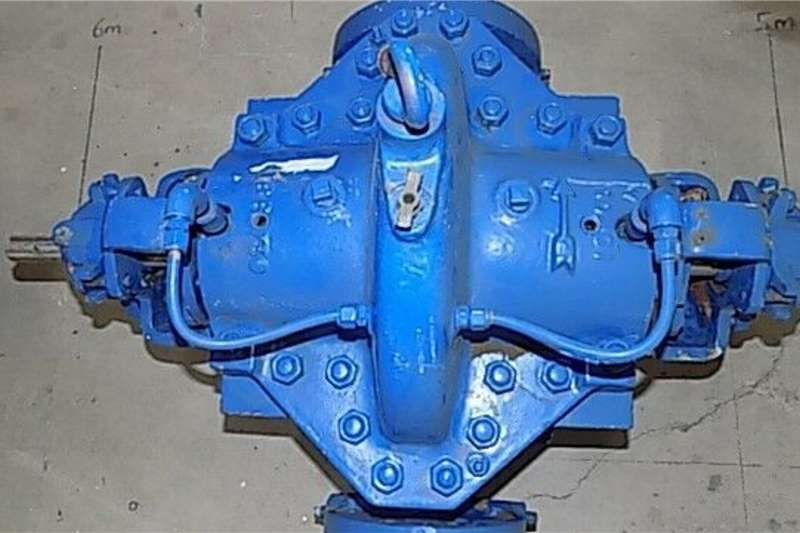 Irrigation Split Case Centrifugal Pump