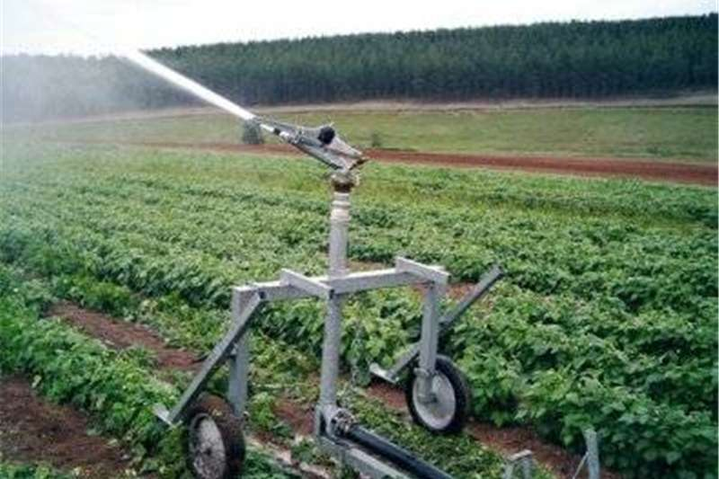 Irrigation Sprinklers and pivots Farm irrigation Design and installation
