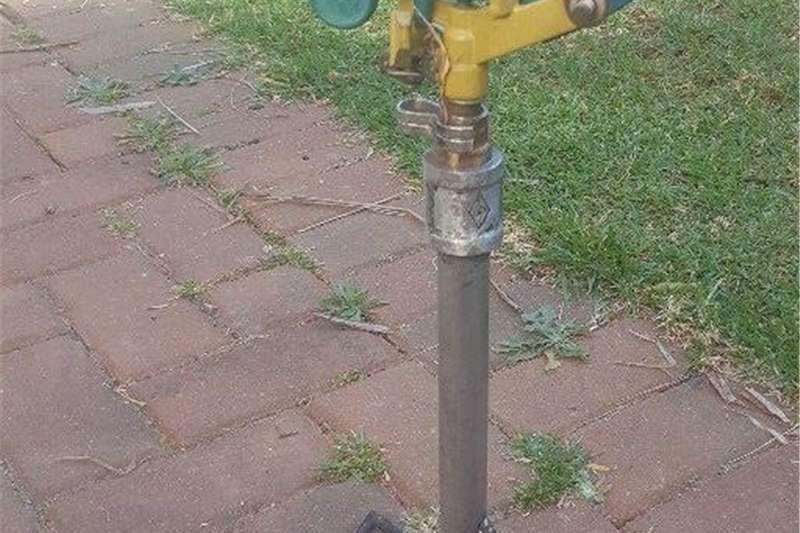 Sprinklers and pivots metal sprinkler Irrigation