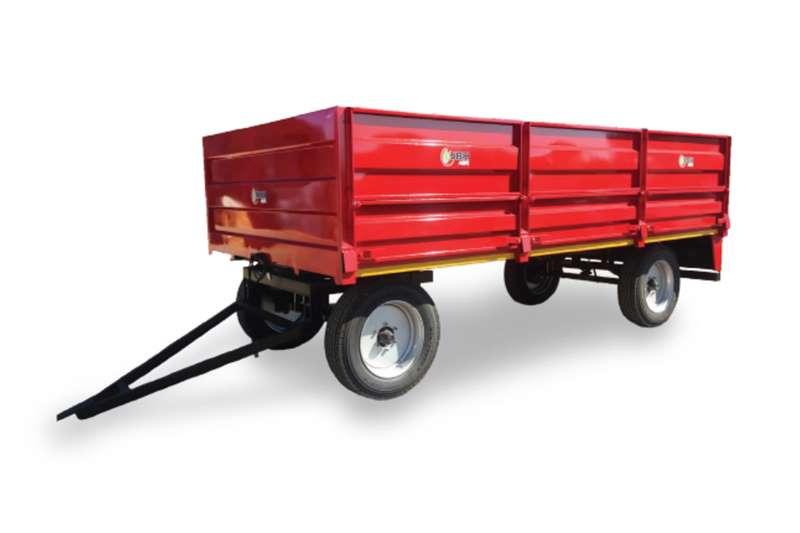 JBH Agri 10 TON BULK TRAILER (5.4M X 2.3M X 0.91M) Agricultural trailers