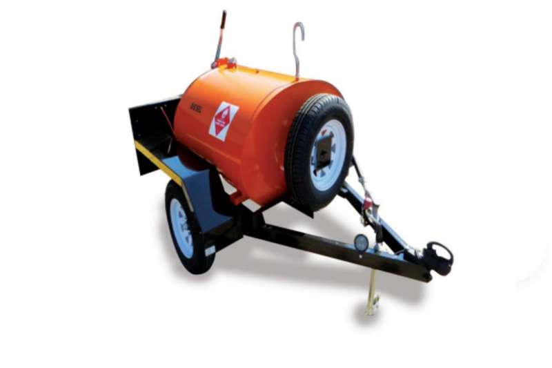 JBH Agri Carts and wagons 1000 LITRE PLASTIC DIESEL Agricultural trailers
