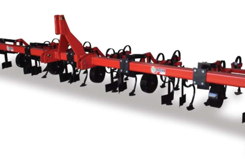 JBH Agri Cultivators 4 ROW INTER ROW CULTIVATOR Tillage equipment