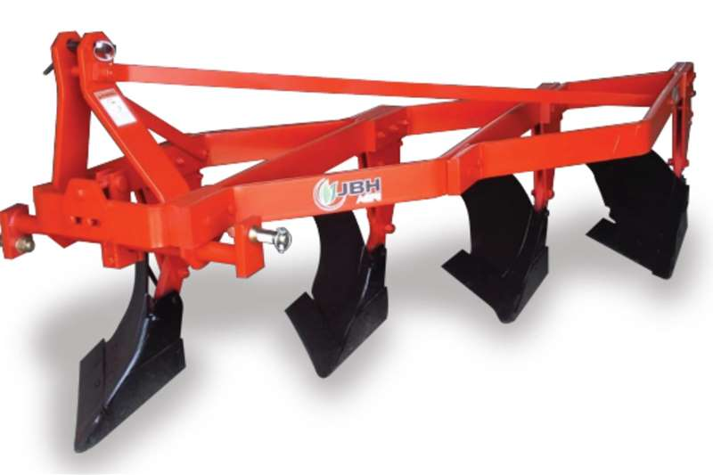 JBH Agri Ploughs 4 MOULD BOARD Tillage equipment