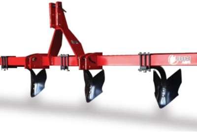 JBH Agri Ploughs THREE ROW VEGETABLES RIDGER Tillage equipment