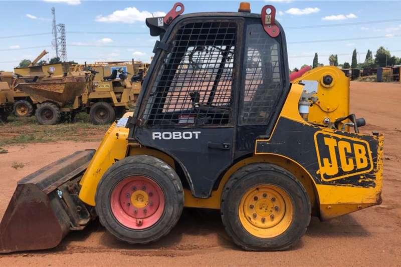 JCB ROBOT SKID STEER ( NON RUNNER ) Skidsteers
