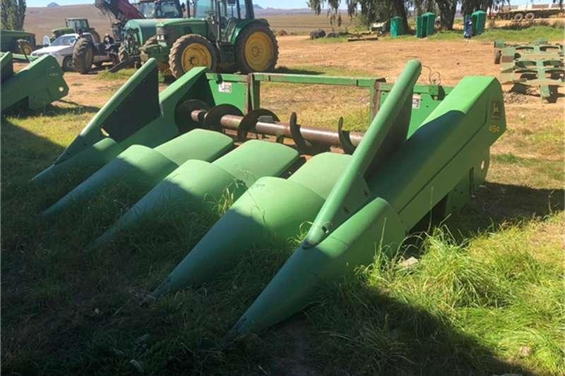 John Deere Combine Harvesters and Harvesting Equipment