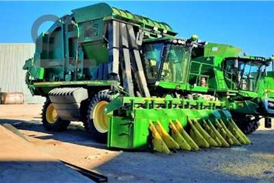 John Deere Cotton harvesters John Deere 7760 Harvesting equipment