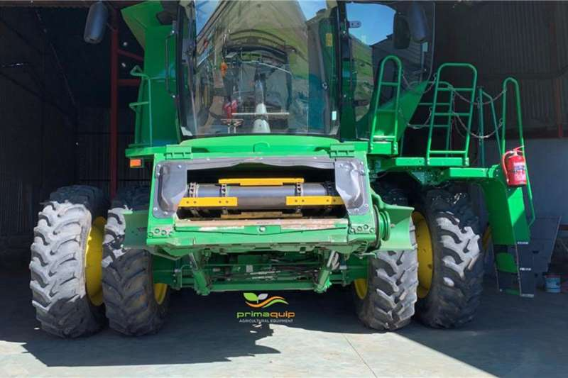 John Deere Harvesting equipment Grain harvesters John Deere S 760 2018