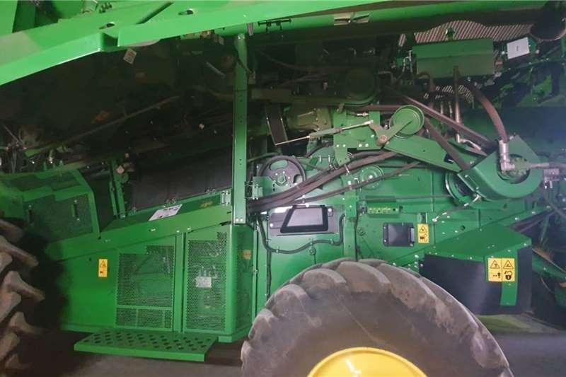 John Deere Grain harvesters John Deere S 770 Harvesting equipment