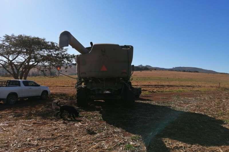 John Deere Grain harvesters S660 Harvesting equipment