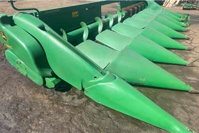 John Deere Grain headers JD608C Plukkerkop 8Ry 3ft Harvesting equipment