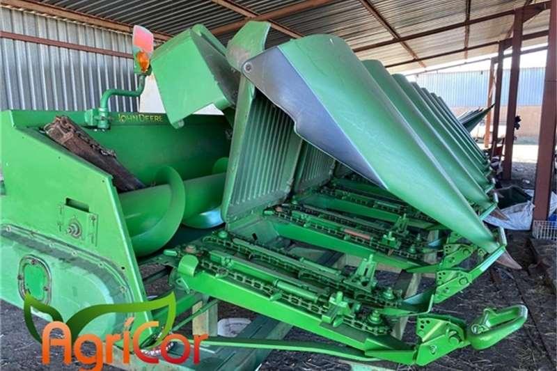John Deere Harvesting equipment