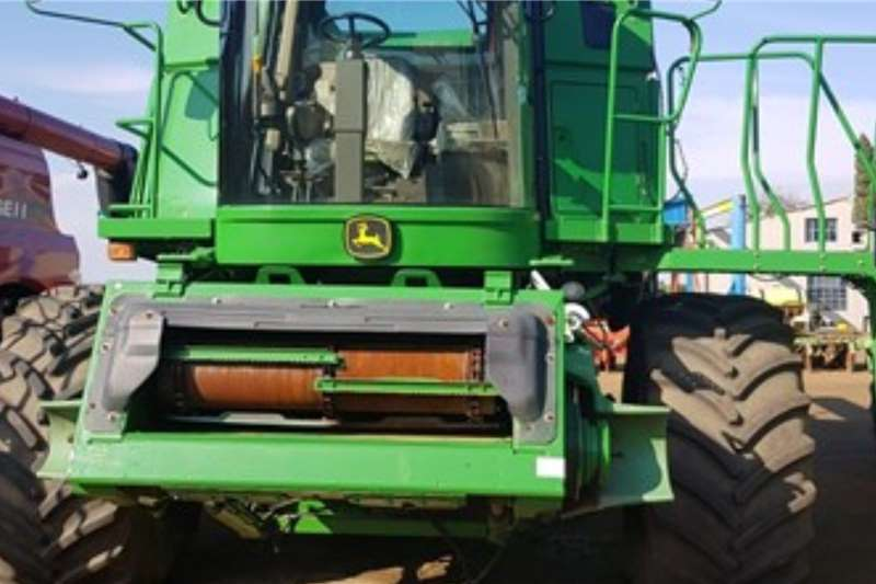 John Deere Harvesting equipment JOHN DEERE 9770 STS2572 Hours 2011