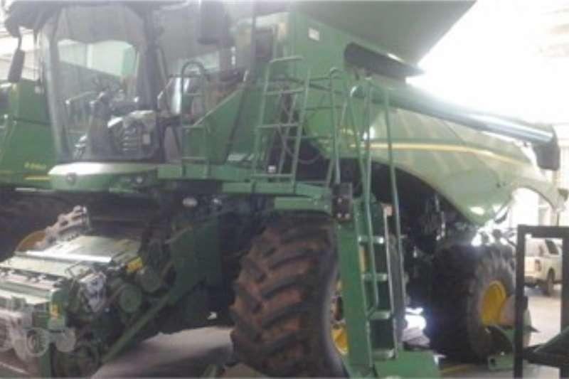 John Deere Harvesting equipment JOHN DEERE S6802166 Hours 2011