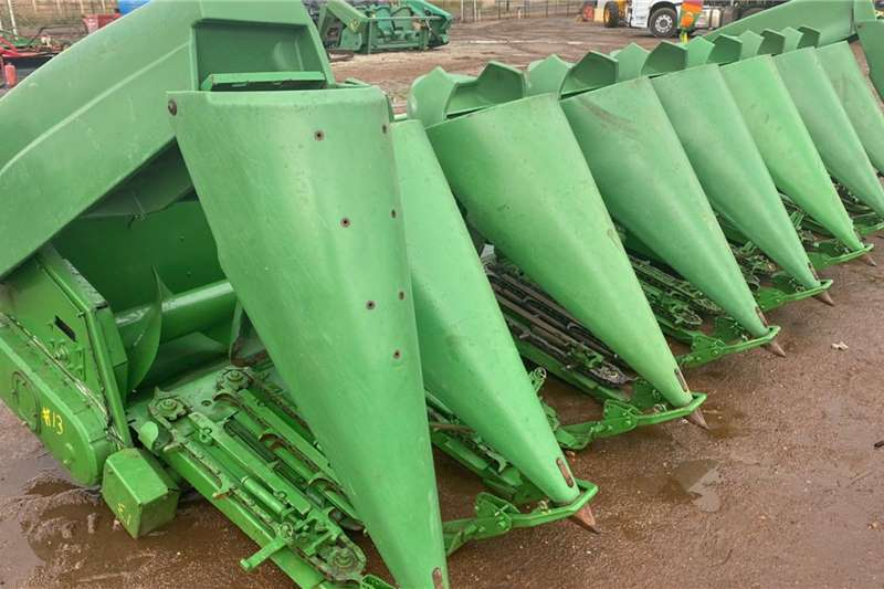 John Deere Maize headers John Deere 1293  Head Harvesting equipment