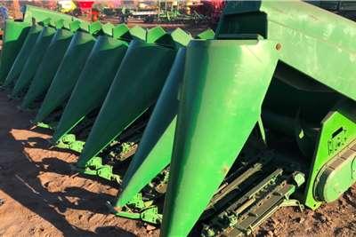 John Deere Maize headers John Deere 893 Plukkerkop head 76cm Harvesting equipment