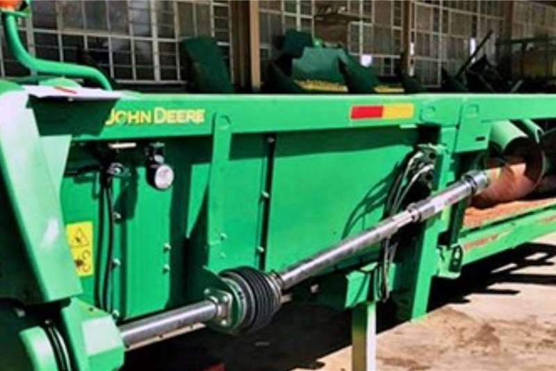 John Deere Harvesting equipment Pick-Up headers 2011 JOHN DEERE 608C 2011