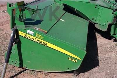 John Deere Windrowers John Deere 995 Harvesting equipment