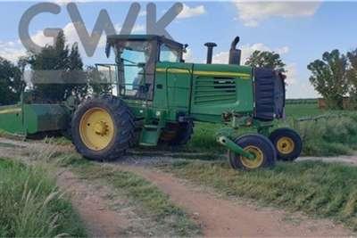 John Deere Windrowers John Deere R450 Harvesting equipment